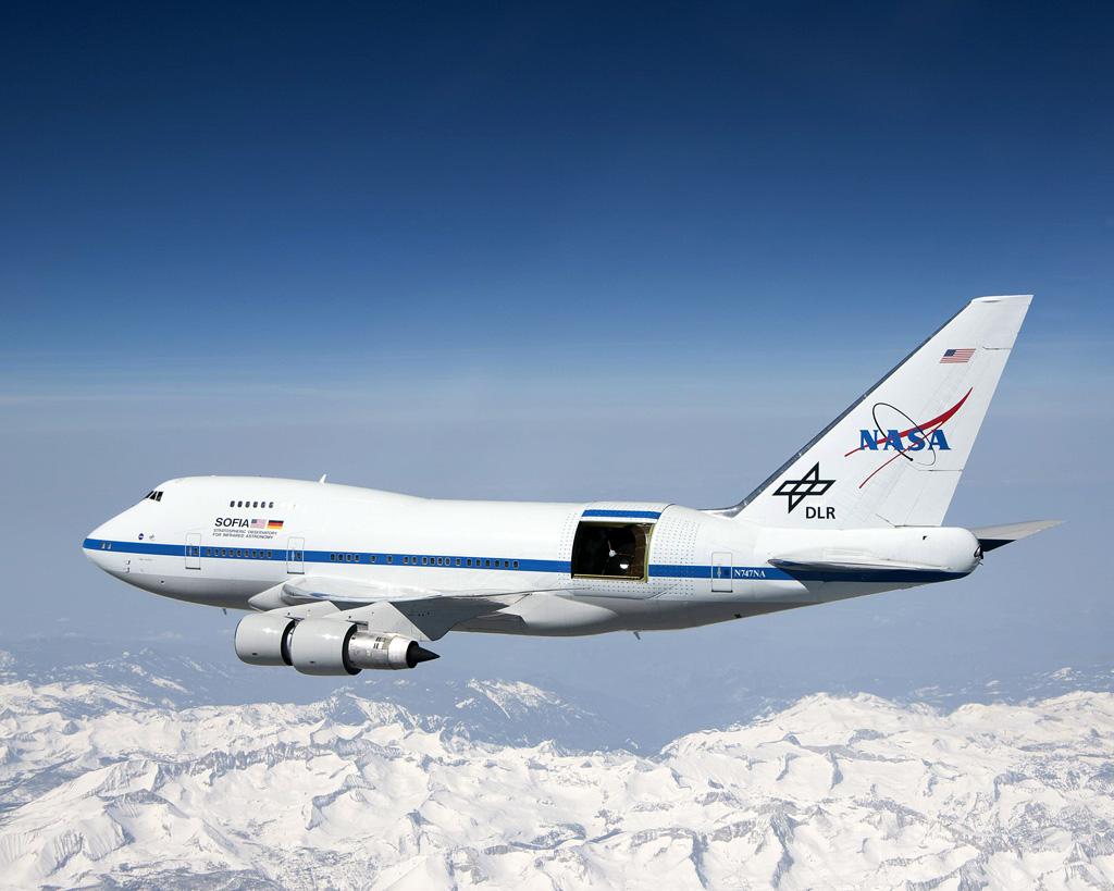 Project Opensky NASA Boeing « simFlight