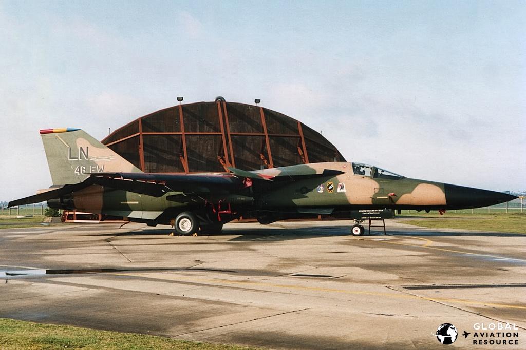 Military Aviation >> Twenty Years of Eagles at RAF ...