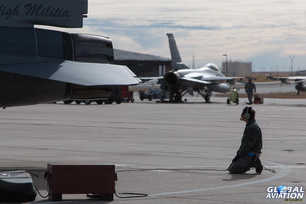 ground crew - © Paul Filmer - Global Aviation Resource