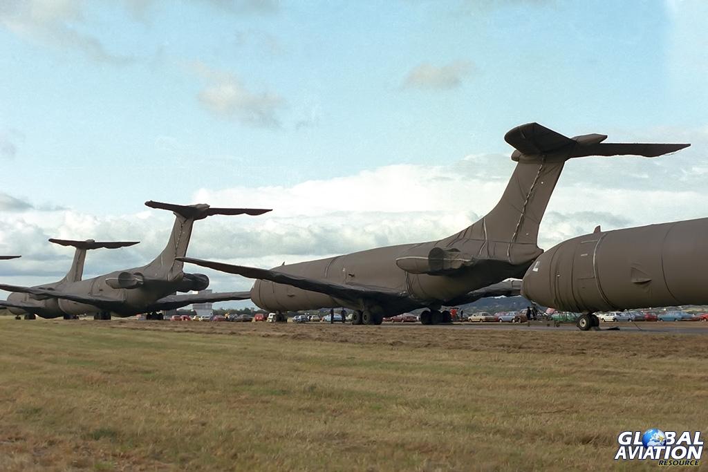 ex British Airways VC-10-1151 - © Paul Filmer- Global Aviation Resource