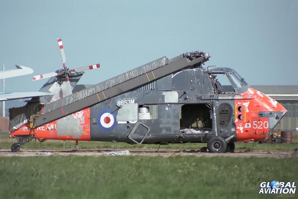 Wessex HAS.1 XS120 - © Paul Filmer- Global Aviation Resource