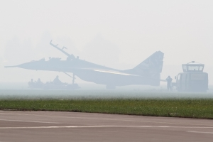 Slovakian Air Force MiG-29UBS © Dean West - globalaviationresource.com