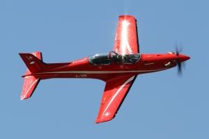 Swiss Air Force PC-21 © Dean West - globalaviationresource.com