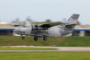 Slovakian Air Force L-410UVP-E20 © Dean West - globalaviationresource.com