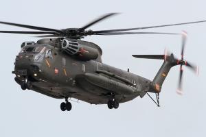 German Air Force CH-53G © Dean West - globalaviationresource.com