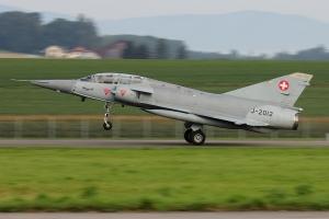 Civilian Mirage IIIDS © Dean West - globalaviationresource.com