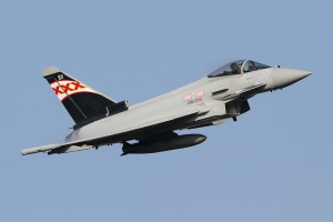 Royal Air Force Typhoon FGR4 © Dean West - globalaviationresource.com