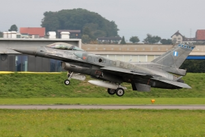 Hellenic AIr Force F-16C Block 52+ © Dean West - globalaviationresource.com