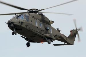 Italian Army NH-90TTH © Dean West - globalaviationresource.com