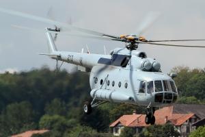 Croatian Air Force Mi-8MTV-1 Hip © Dean West - globalaviationresource.com