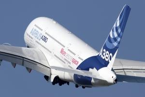 Airbus A380 © Dean West - globalaviationresource.com
