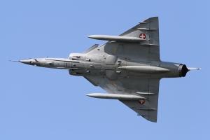Mirage IIIDS © Dean West - globalaviationresource.com