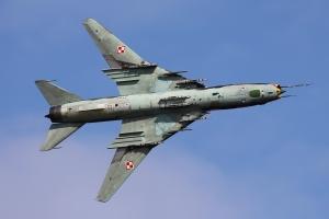 Polish Air Force Su-22M4 © Dean West - globalaviationresource.com