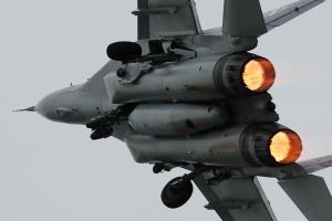 Polish Air Force MiG-29A Fulcrum © Dean West - globalaviationresource.com