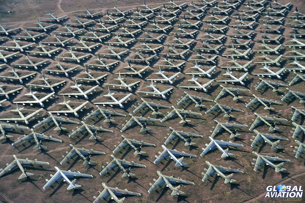 Post Wwii Long Term Aircraft Storage Sites moreover Where Americas Airplanes Go Die likewise Usaf To Return Mothballed B 52 Bomber To Active Service besides Davis Monthan Afb Amarg Airplane Boneyard furthermore F 16 News Article4162. on davis monthan afb amarg airplane boneyard