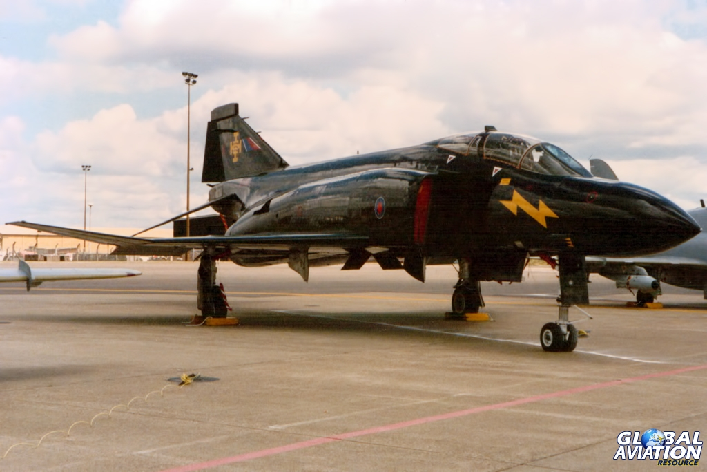 An archive image of Black Mike  © Gareth Stringer www.globalaviationresource.com