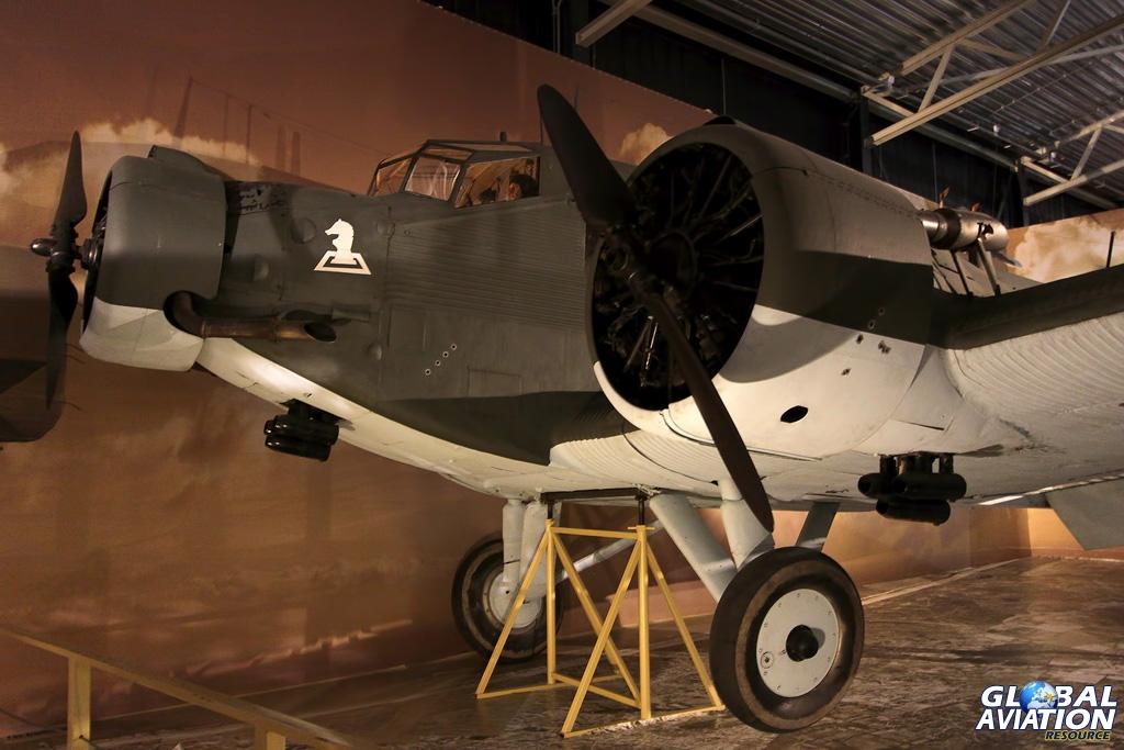 CASA 325L 1Z+IK at The Aviodrome - © Karl Drage - Global Aviation Resource