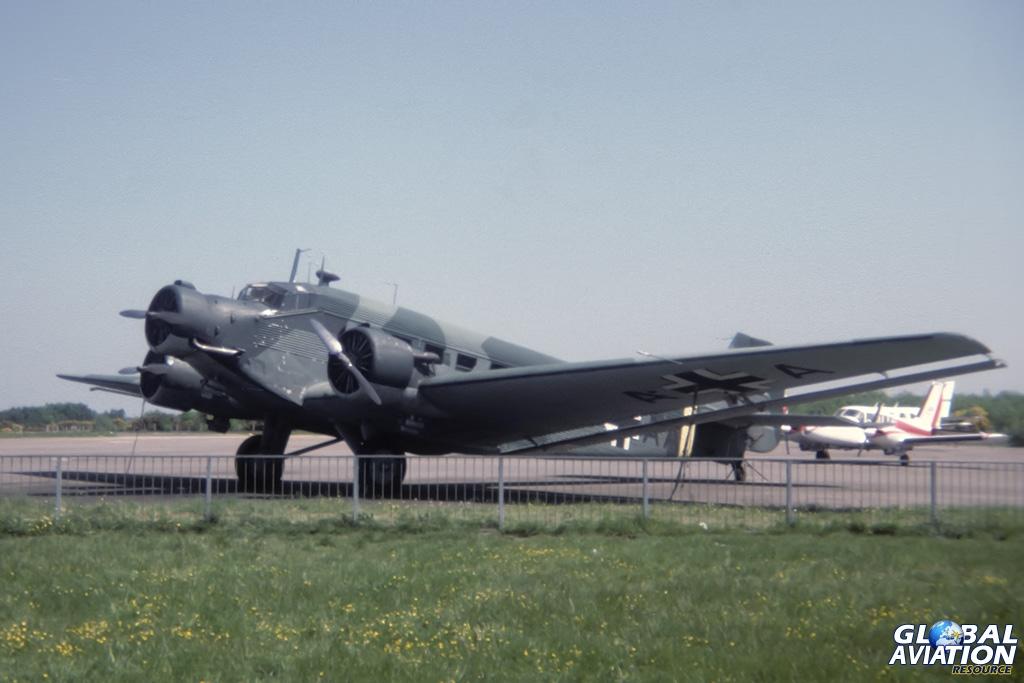 CASA 325L G-BECL - © Paul Filmer - Global Aviation Resource