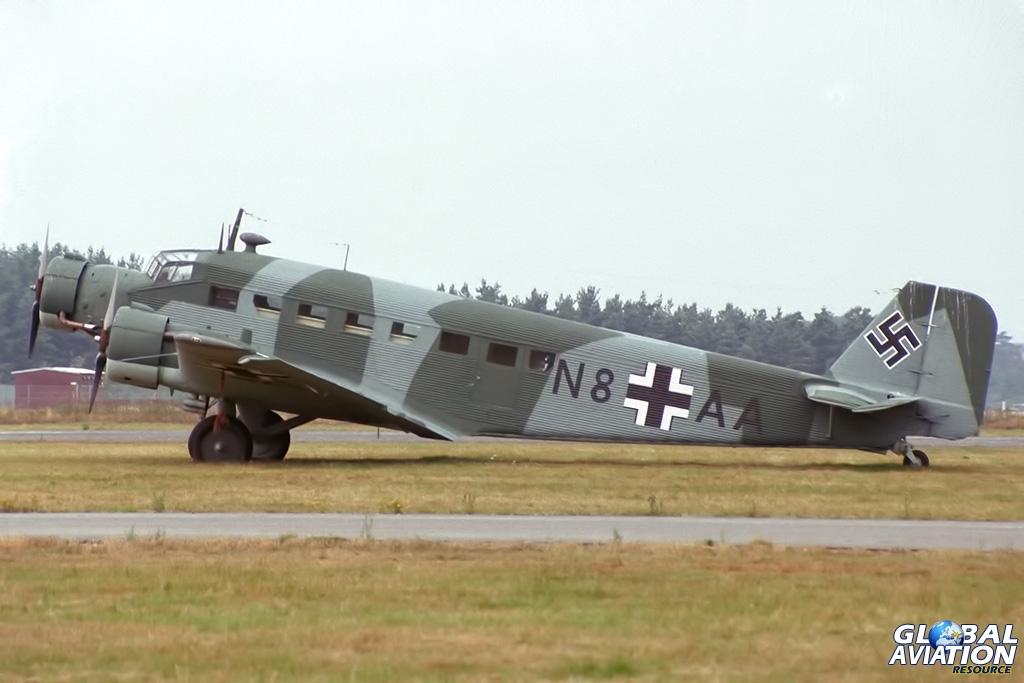 CASA 325L G-BFHD - © Paul Filmer - Global Aviation Resource