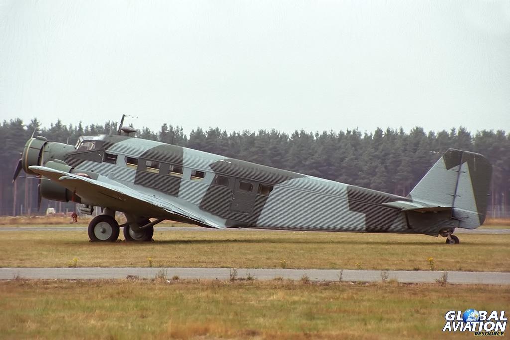 CASA 325L - © Paul Filmer - Global Aviation Resource
