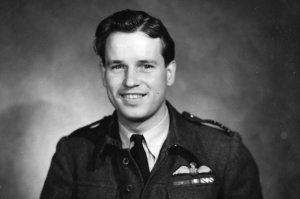Wing Commander Guy Penrose Gibson VC DSO* DFC*. Portrait taken for the book
