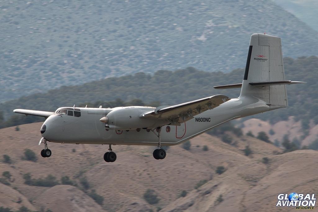 DHC-4A - © Paul Filmer - Global Aviation Resource