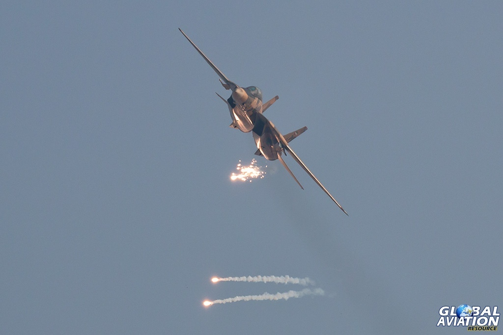 IRIAF F-14AM - © Paul Filmer - Global Aviation Resource