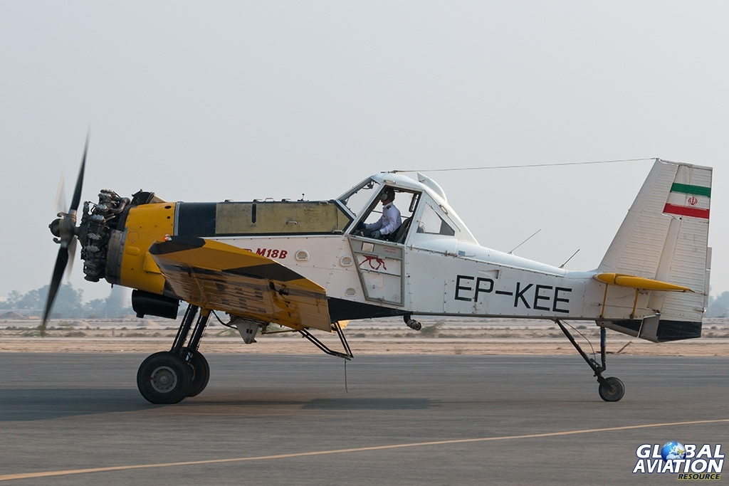 PZL M-18B Dromader - © Paul Filmer - Global Aviation Resource