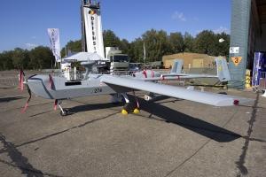 Belgian Air Force/IAI B-Hunter © Tom Gibbons - Global Aviation Resource