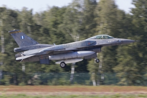 Hellenic Air Force/340 Mira F-16C © Tom Gibbons - Global Aviation Resource