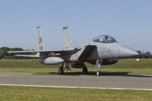 USAF/493FS, 48FW F-15D Eagle © Tom Gibbons - Global Aviation Resource