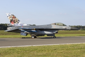 Royal Netherlands Air Force/313 Squadron specially marked F-16AM © Tom Gibbons - Global Aviation Resource
