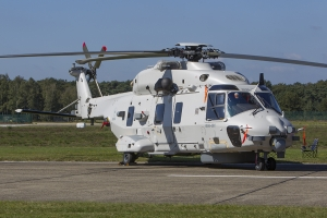 Belgian Air Force/40 Squadron NH-90NFH © Tom Gibbons - Global Aviation Resource