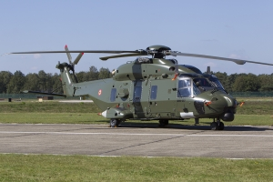Belgian Air Force/18 Squadron NH-90TTH © Tom Gibbons - Global Aviation Resource