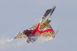 'Thundertiger' - French Air Force/EC 01.007 'Provence' Rafale C© Tom Gibbons - Global Aviation Resource