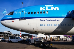 KLM McDonnell Douglas MD-11 (PH-KCD) © Ben Luck - V One Aviation