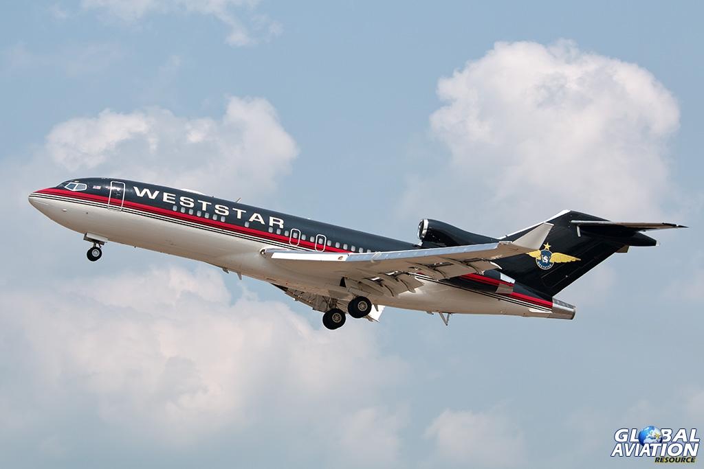 Weststar Boeing 727-23 - © Paul Filmer - Global Aviation Resource