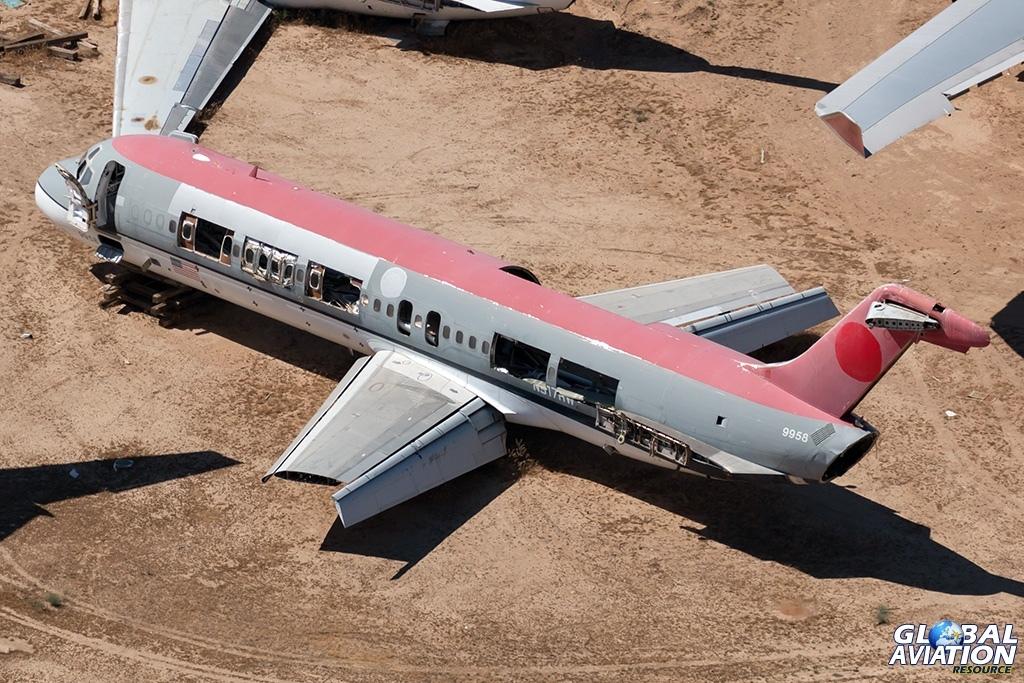 Northwest Airlines DC-9-31 N917RW - © Paul Filmer - Global Aviation Resource