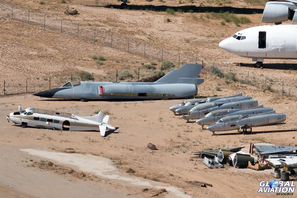 unidentified F-106, ex South African Air Force MB326Ms and DH Dove N4916V - © Paul Filmer - Global Aviation Resource