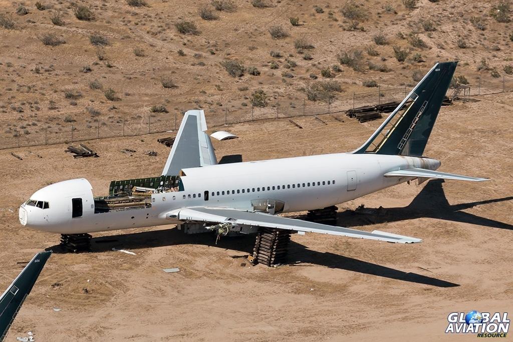 Air Canada Boeing 767-200 C-GAUN - © Paul Filmer - Global Aviation Resource