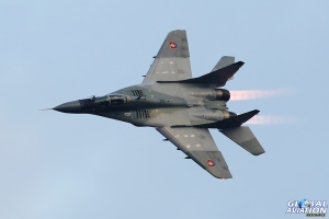 MiG-29AS Fulcrum © Dean West – Global Aviation Resource