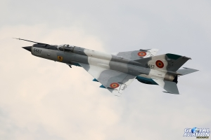 MiG-21 LanceR C © Dean West – Global Aviation Resource