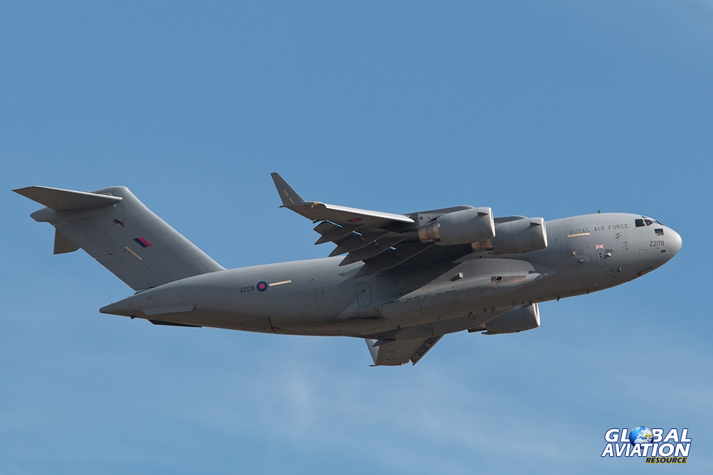 C-17 - © Paul Filmer - Global Aviation Resource