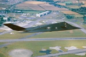 RAF Brize Norton 2003 © E.J.van Koningsveld