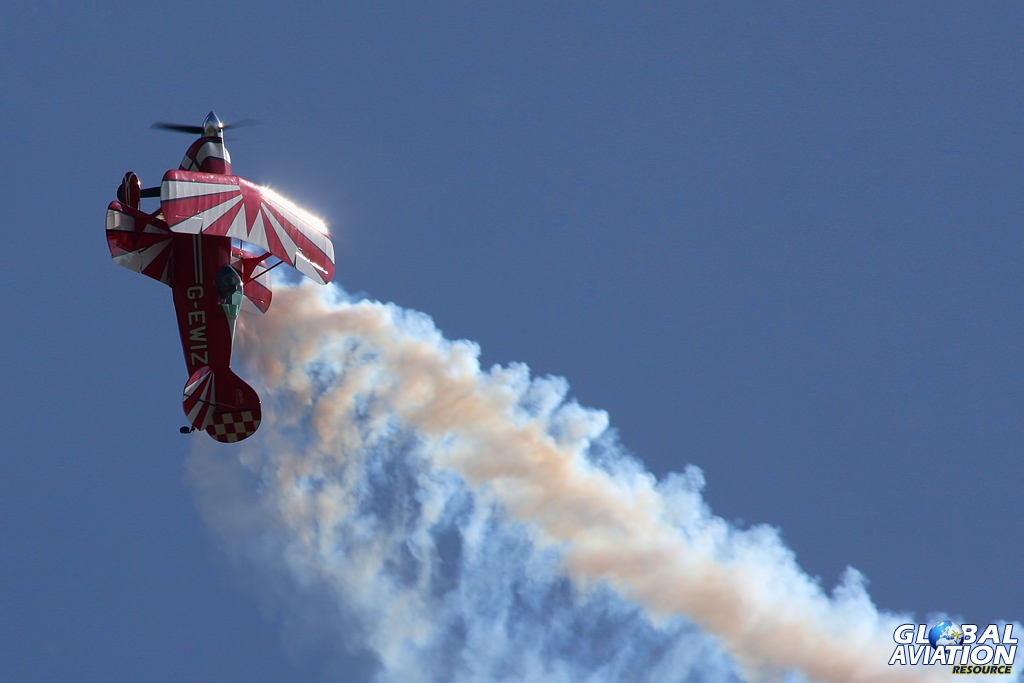 Rich Goodwin's Pitts Special © Gareth Stringer - Global Aviation Resource