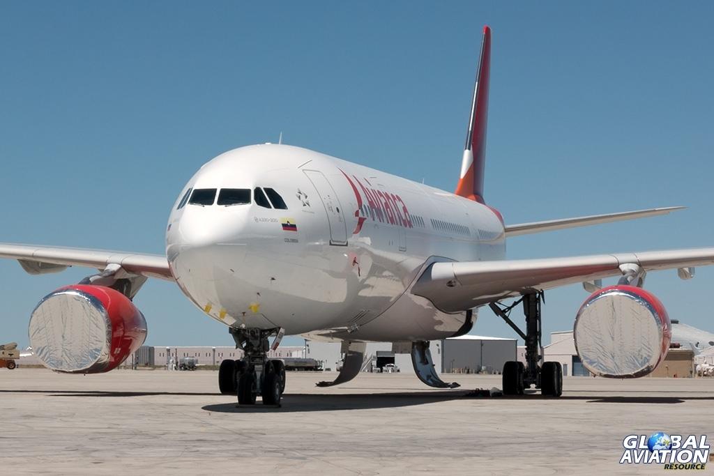 Avianca A330-200 N508AV - © Paul Filmer - Global Aviation Resource