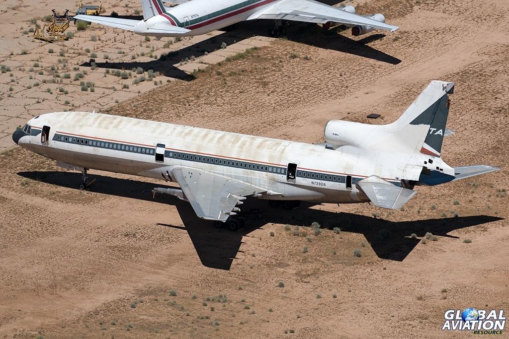 Delta Air Lines L-1011-1 N729DA - © Paul Filmer - Global Aviation Resource