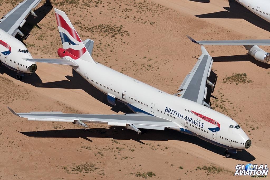 British Airways Boeing 747-400 G-BNLG - © Paul Filmer - Global Aviation Resource