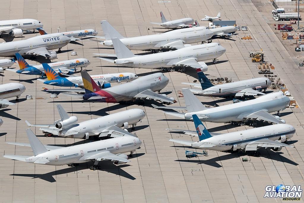 main ramp overview - © Paul Filmer - Global Aviation Resource