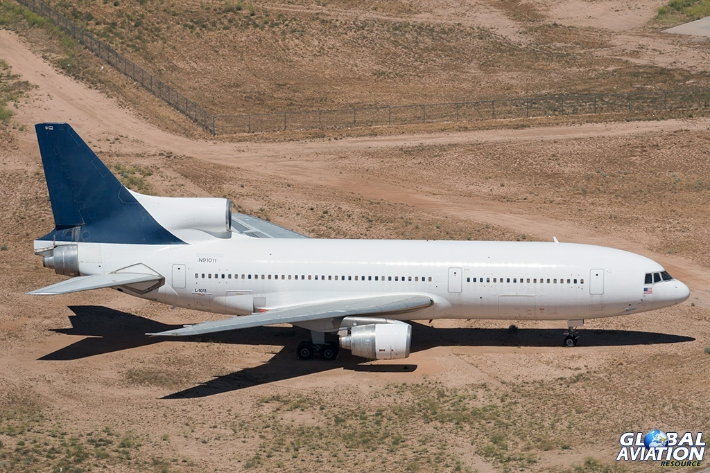 L-1011-500 N91011 - © Paul Filmer - Global Aviation Resource